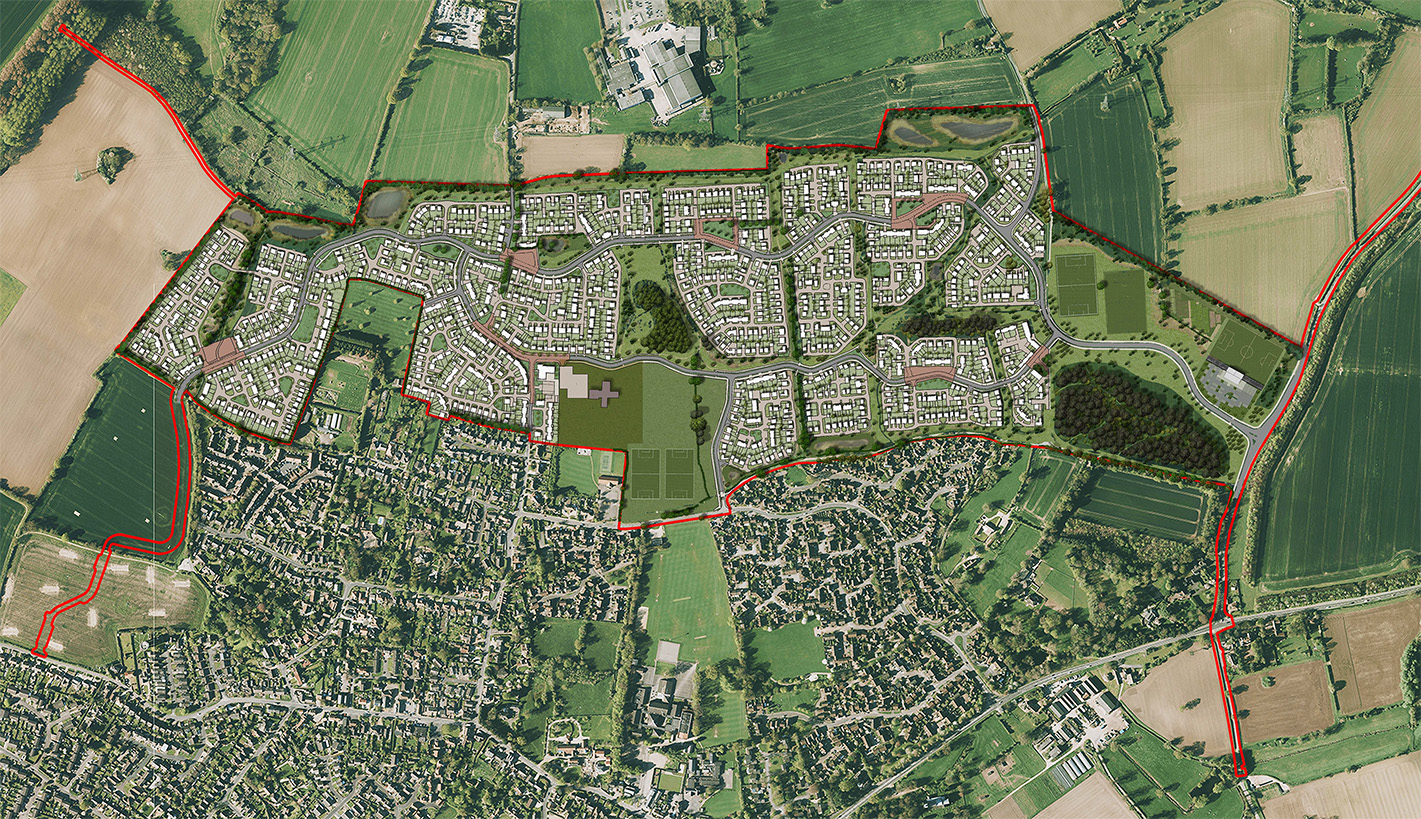 20803  Hethersett  Masterplan  For Website  210515