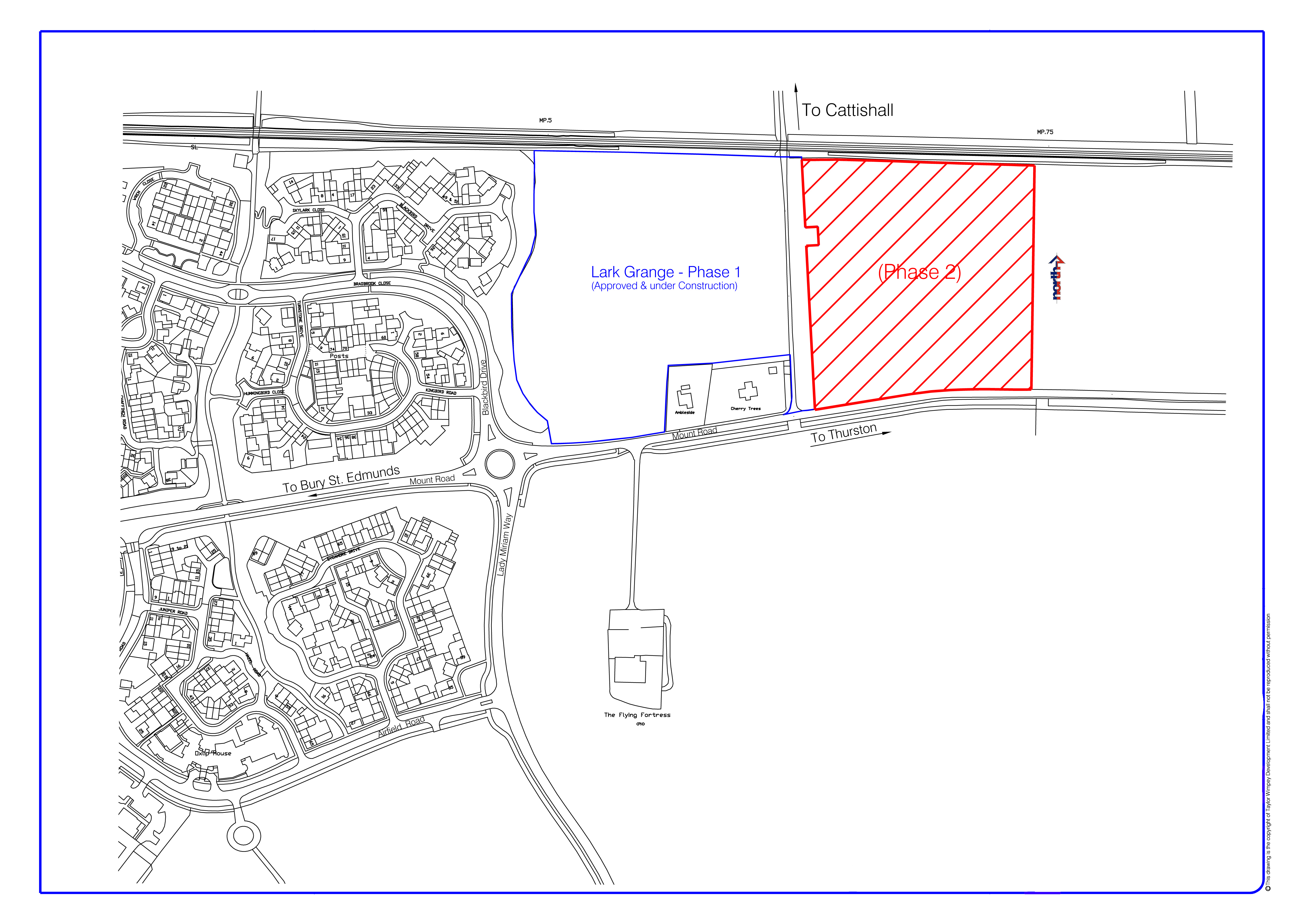 20826  PH2  Site Location Plan edited