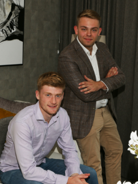NEWS - TWEL - Harry and George