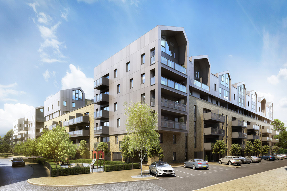 Artist impression of Kane Court Eclipse