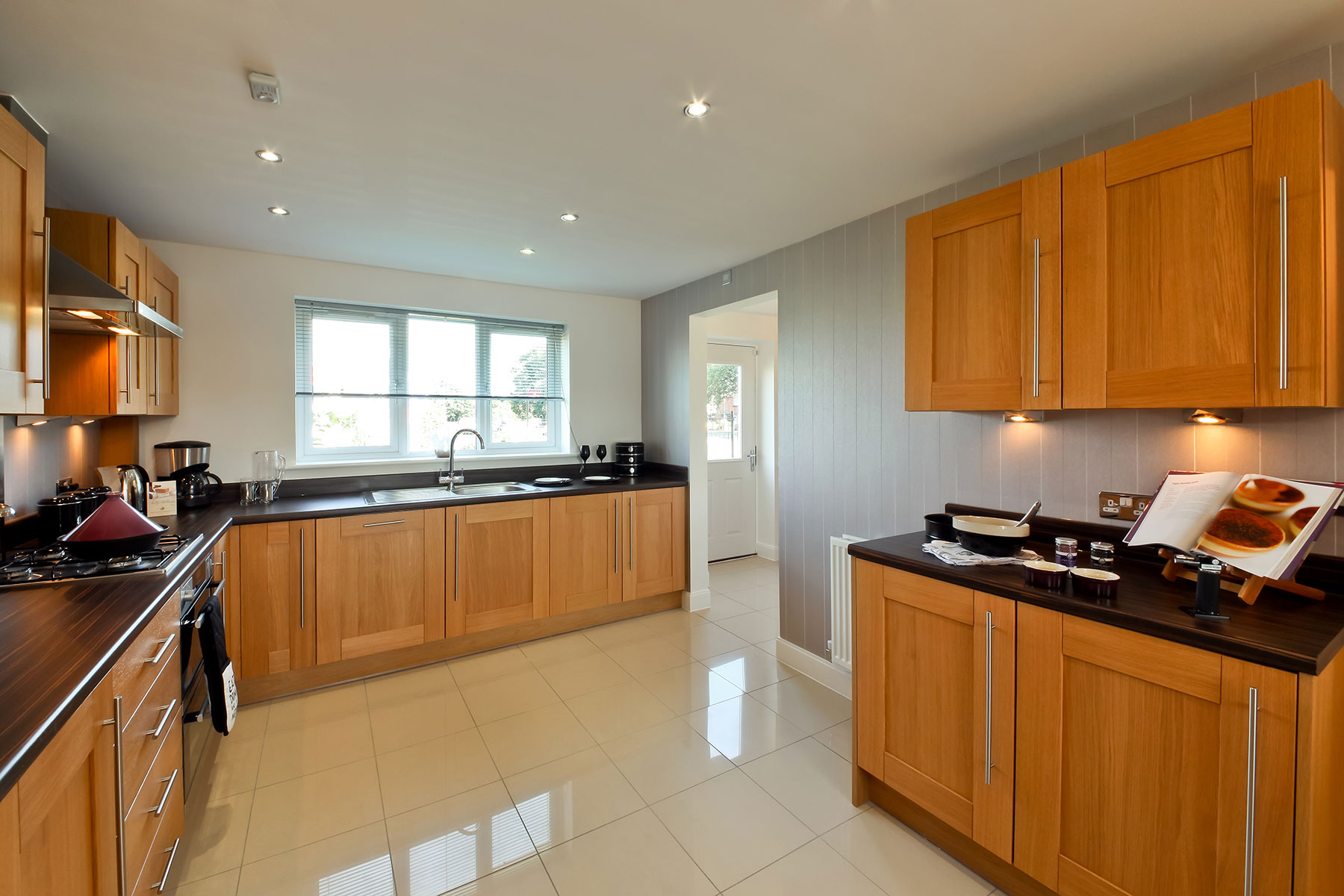 Taylor Wimpey - typical kitchen