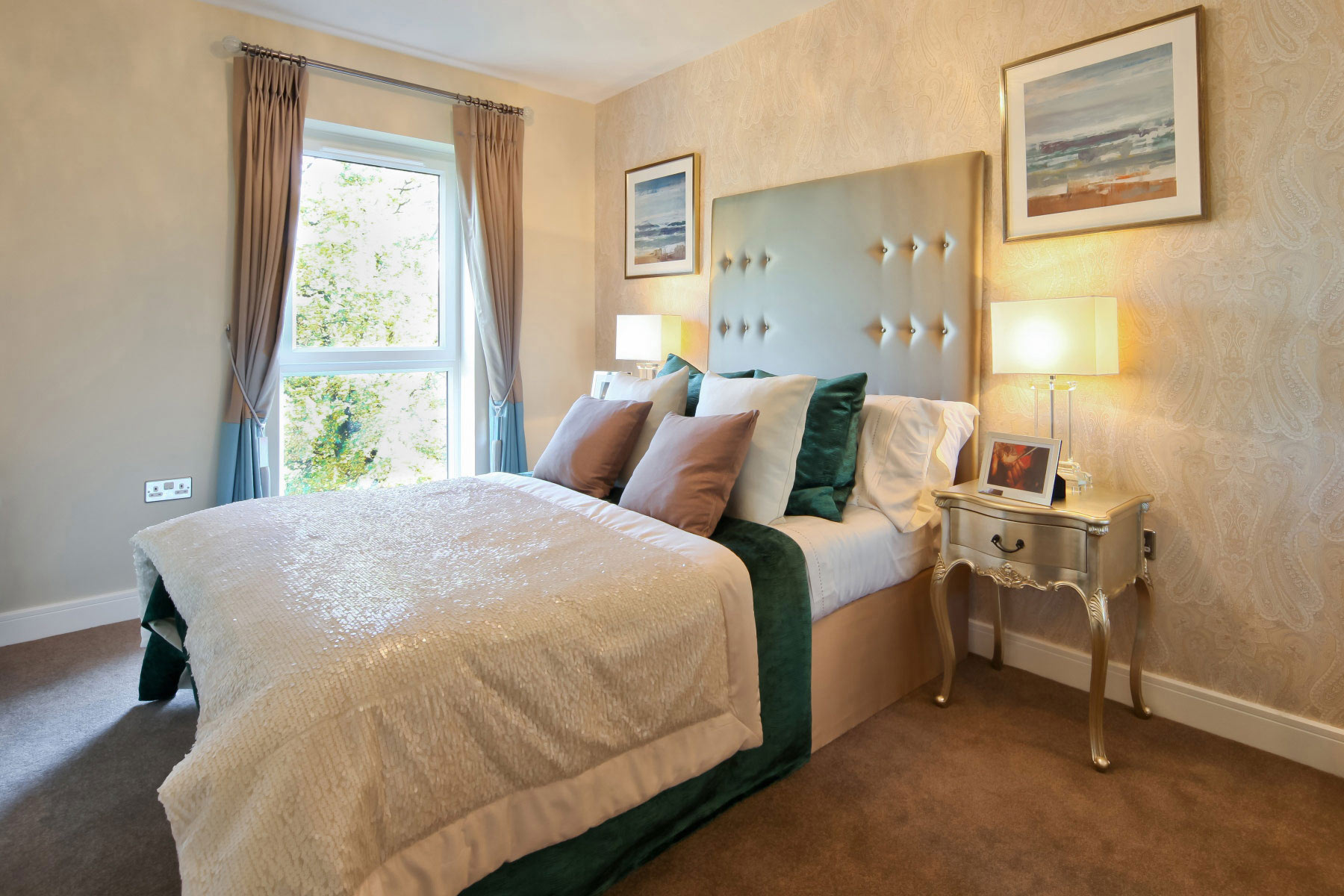 Taylor Wimpey Typical Bedroom-2