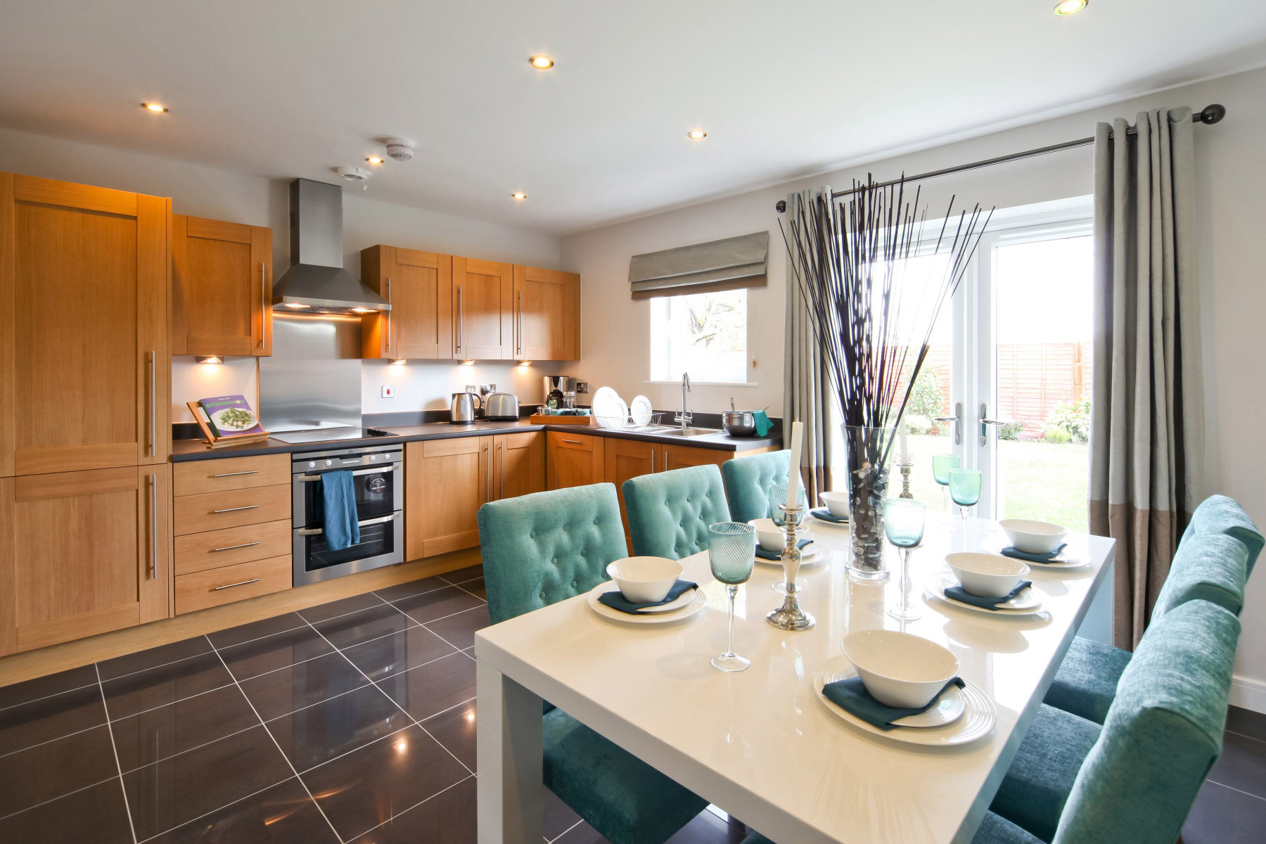 Taylor Wimpey Typical Kitchen-Diner