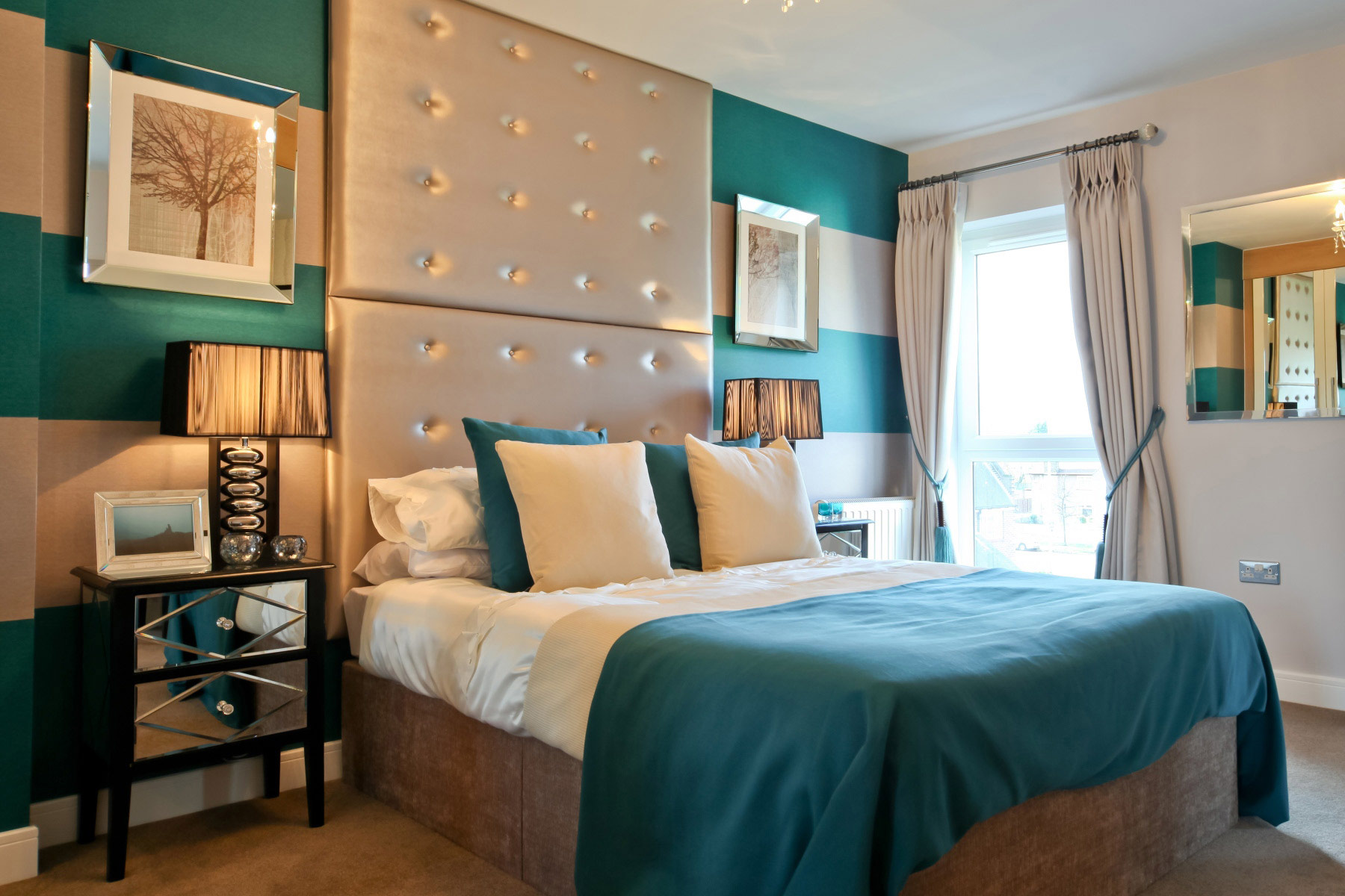 Taylor Wimpey - Typical Master-bedroom
