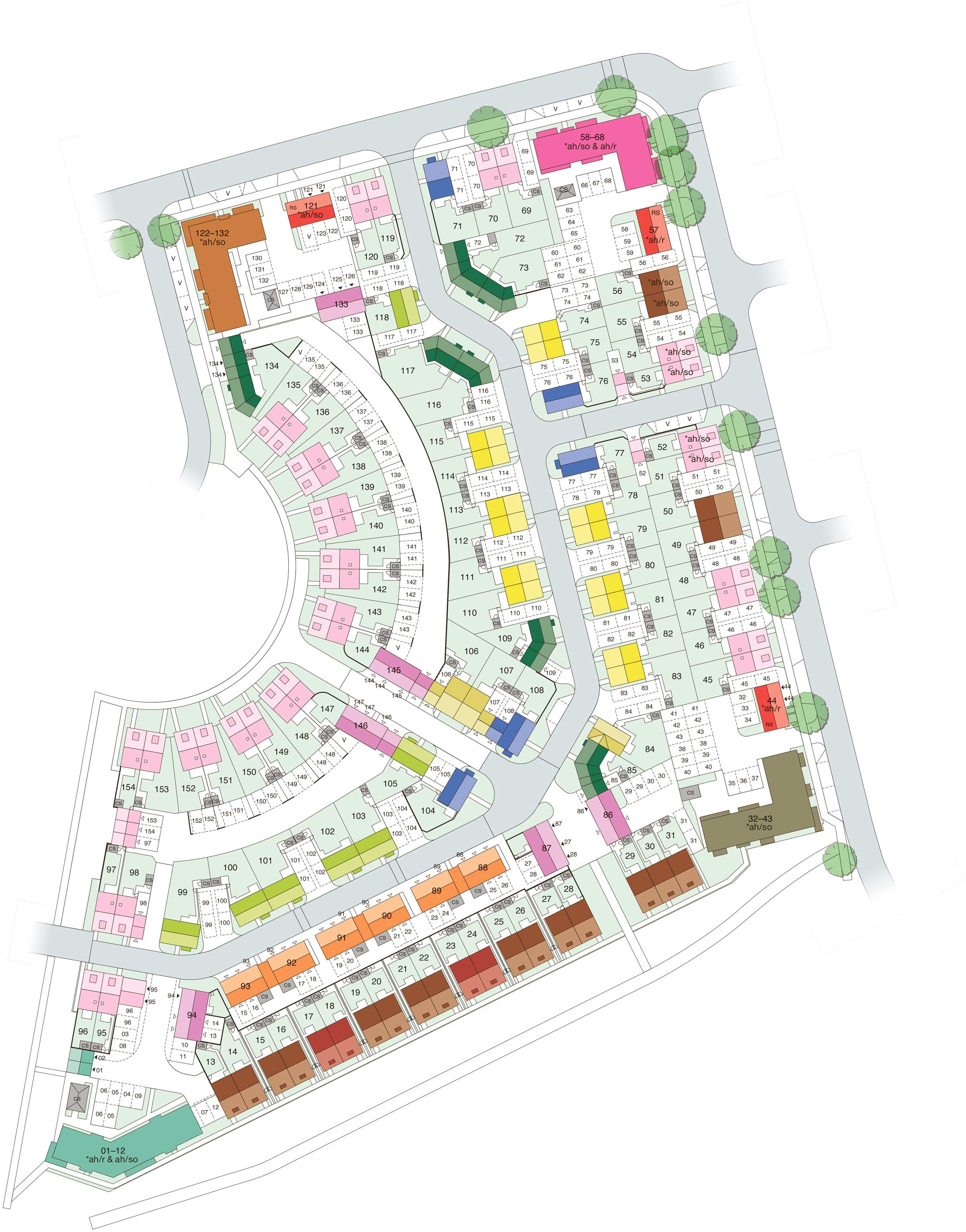 TWEL Gilden Park Site Plan Phase 1