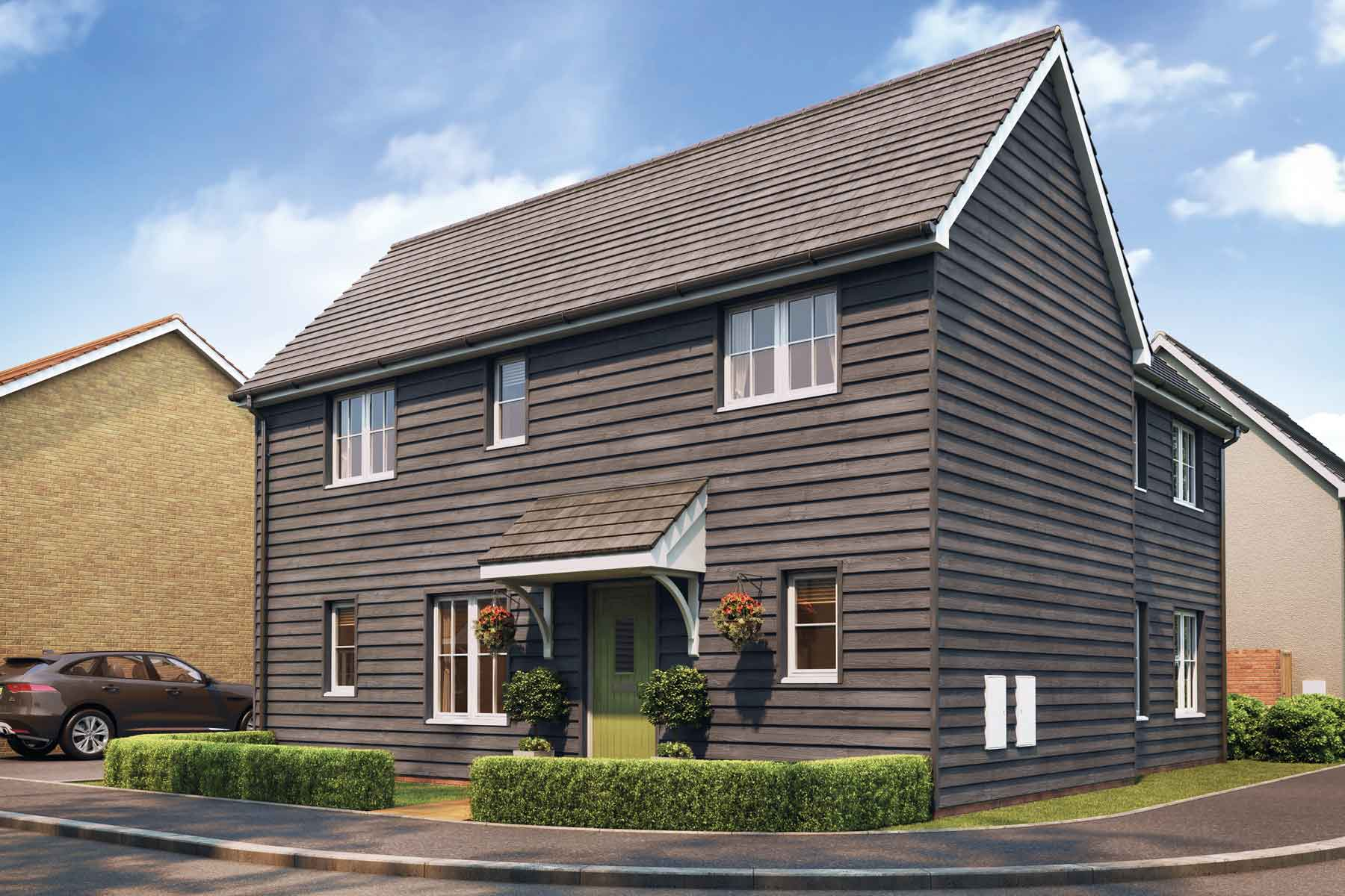 Artist impression of The Tildale, Hamford Park Walton on the Naze