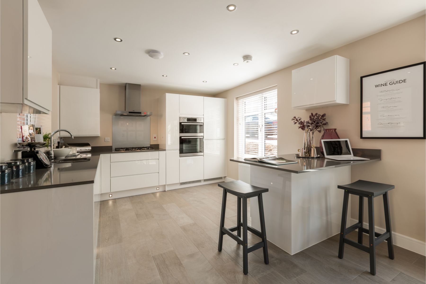 The Langdale - Oaklands - Kitchen 2
