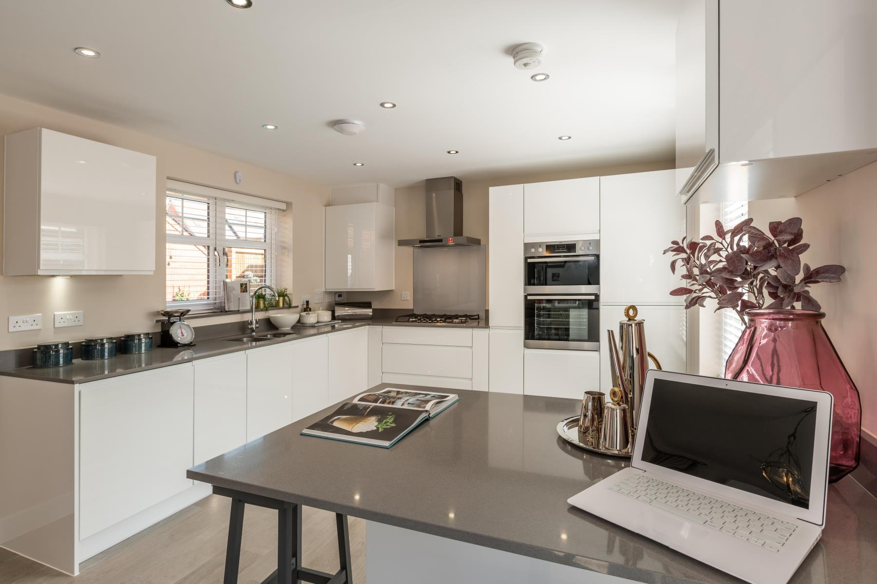The Langdale - Oaklands - Kitchen
