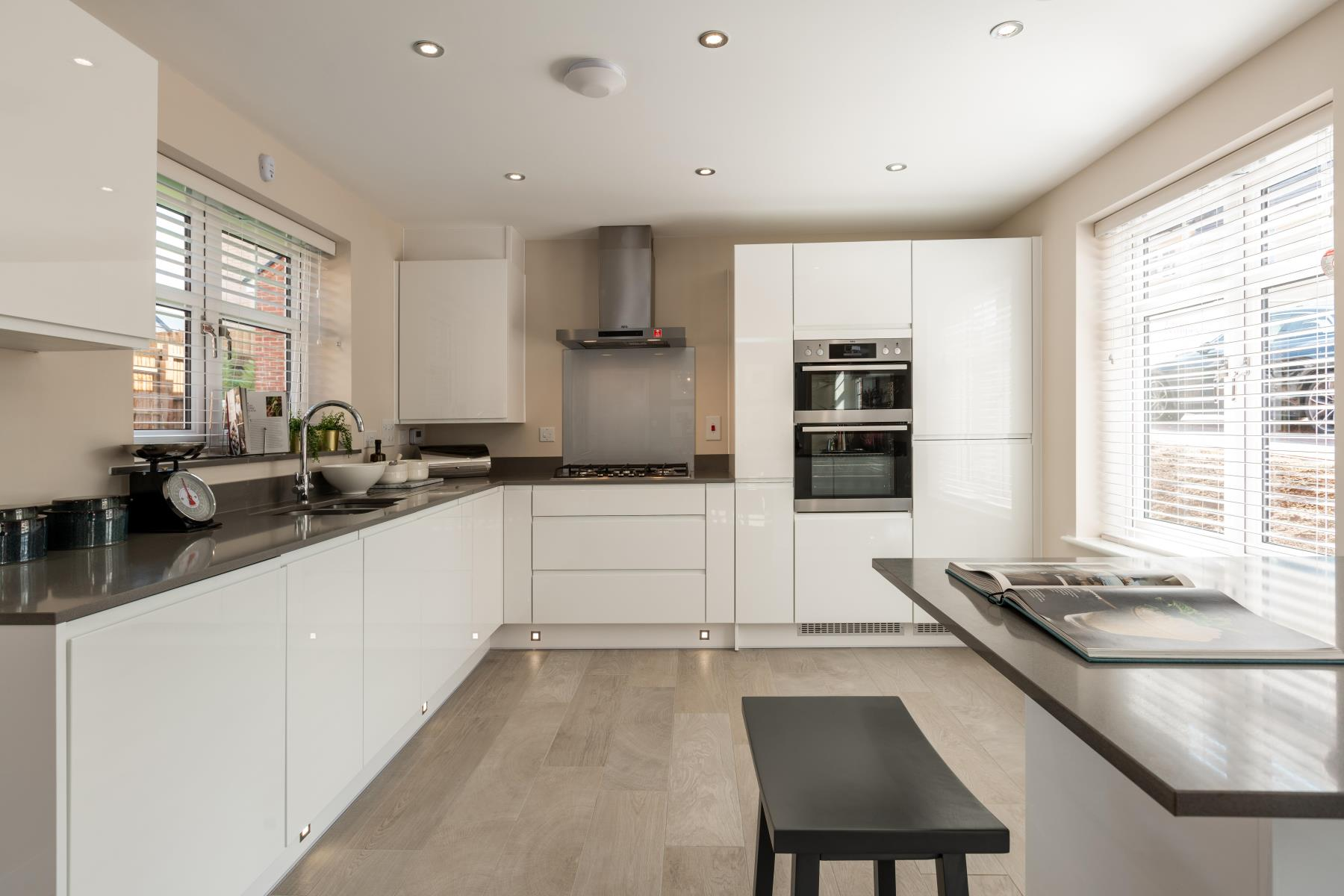 The Langdale - The Oaklands - Kitchen 2