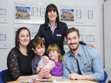 EM - Taylor Wimpey - Pilgrims Chase - Countdown To Christmas Competition Winner - Website