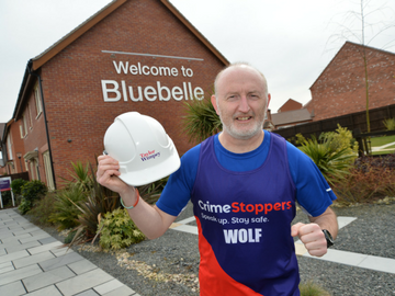 NEWS - Bluebelle - Mark Williams Marathon 4