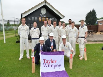 WEB  TWEM  Lamberts Place  Stamford Manor  Stamford Town Cricket Club Dona