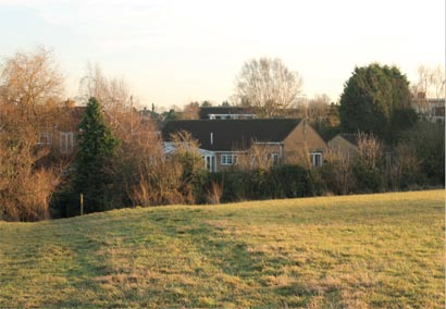 Kirby Muxloe Site View