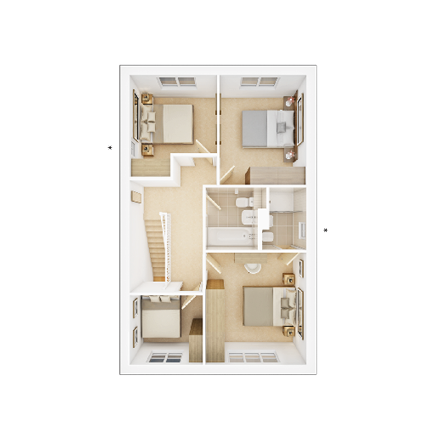 3DFP-Oak-Spring-Place-Midford-PA44-FF