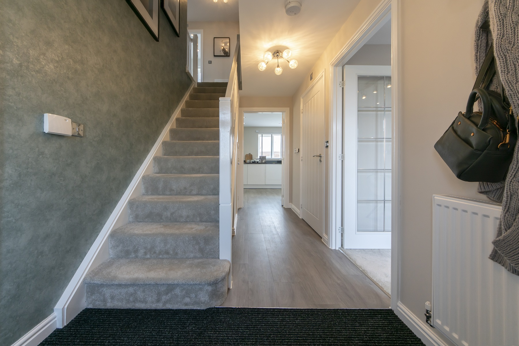 Hallway Shelford-4bedroom-showhome_03