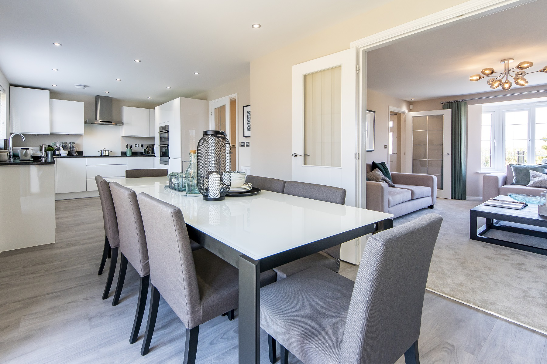 Kitchen diner Shelford-4bedroom-showhome_10