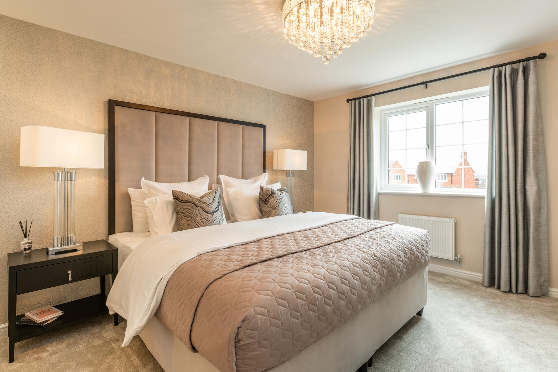 Garrton Master bedroom