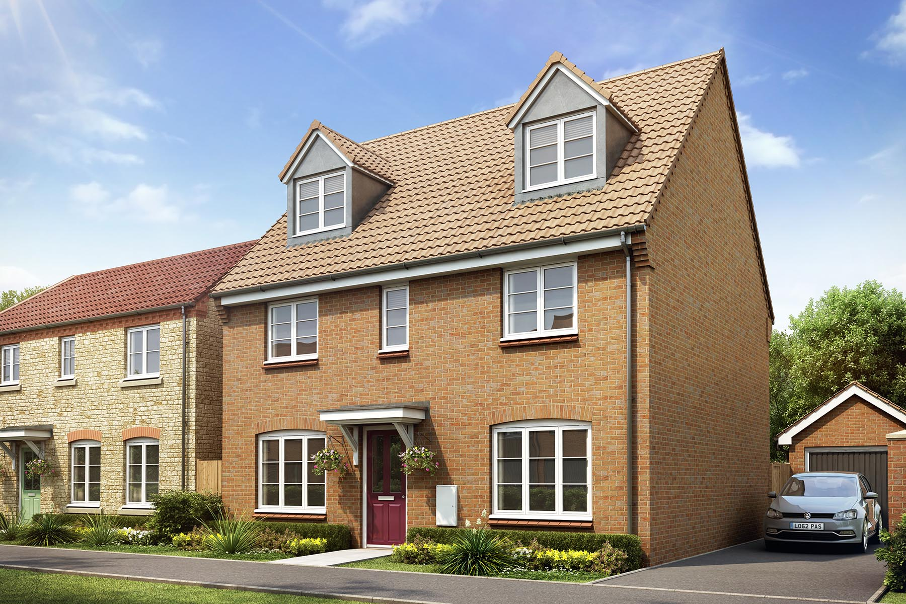 CGI - PB52 Wilton - Windmill Meadows