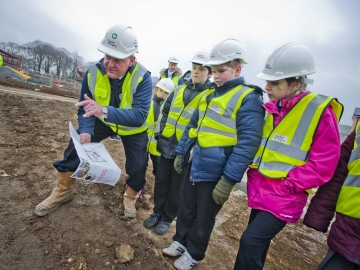 ES - Winchburgh PS Adopt a plot 2015 - Website