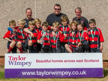 NEWS - TWES - Dunbar Mini Rugby Tournament