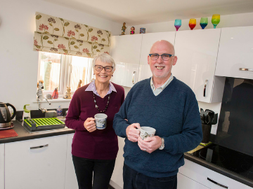 NEWS - TWES - Monifieth retired couple