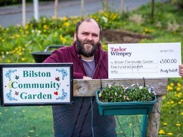 TWES Bilston Community Garden