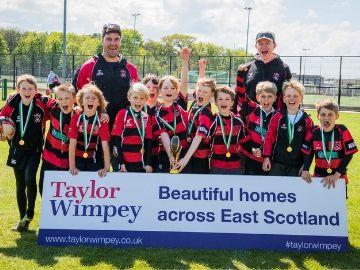 TWES Dunbar rugby tornament