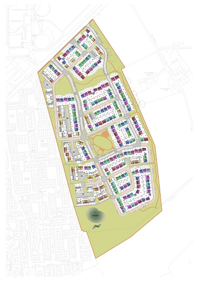 Spencerfield development layout_060417_web