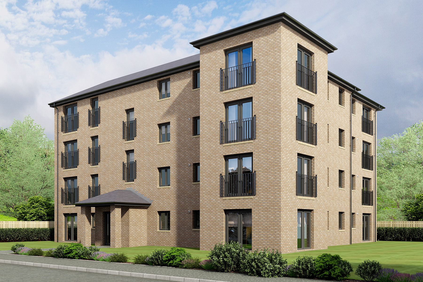 Bankfield Brae Apartments