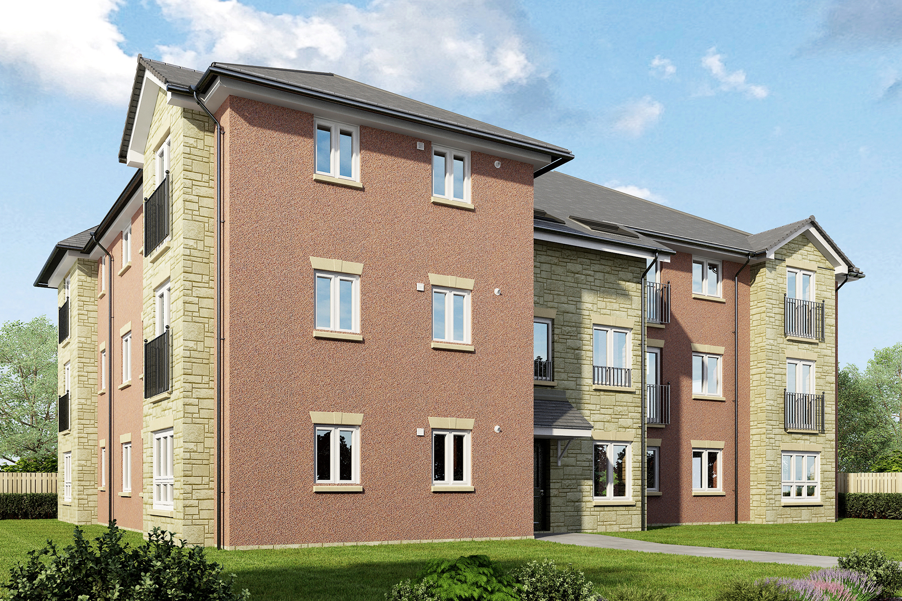 Greenlaw Mill Phase 3 Apartments