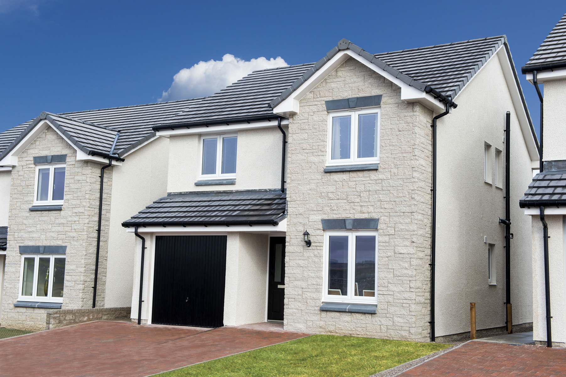 Taylor Wimpey The Douglas external