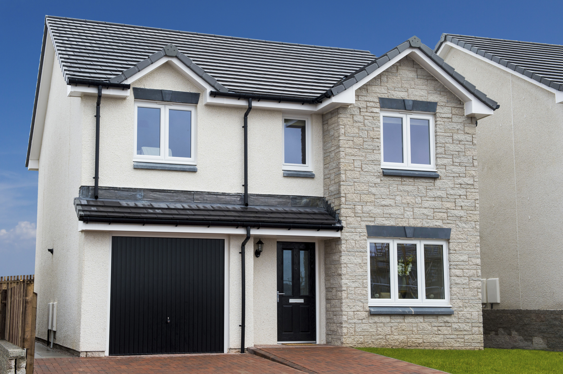 Taylor Wimpey Fairbairn home