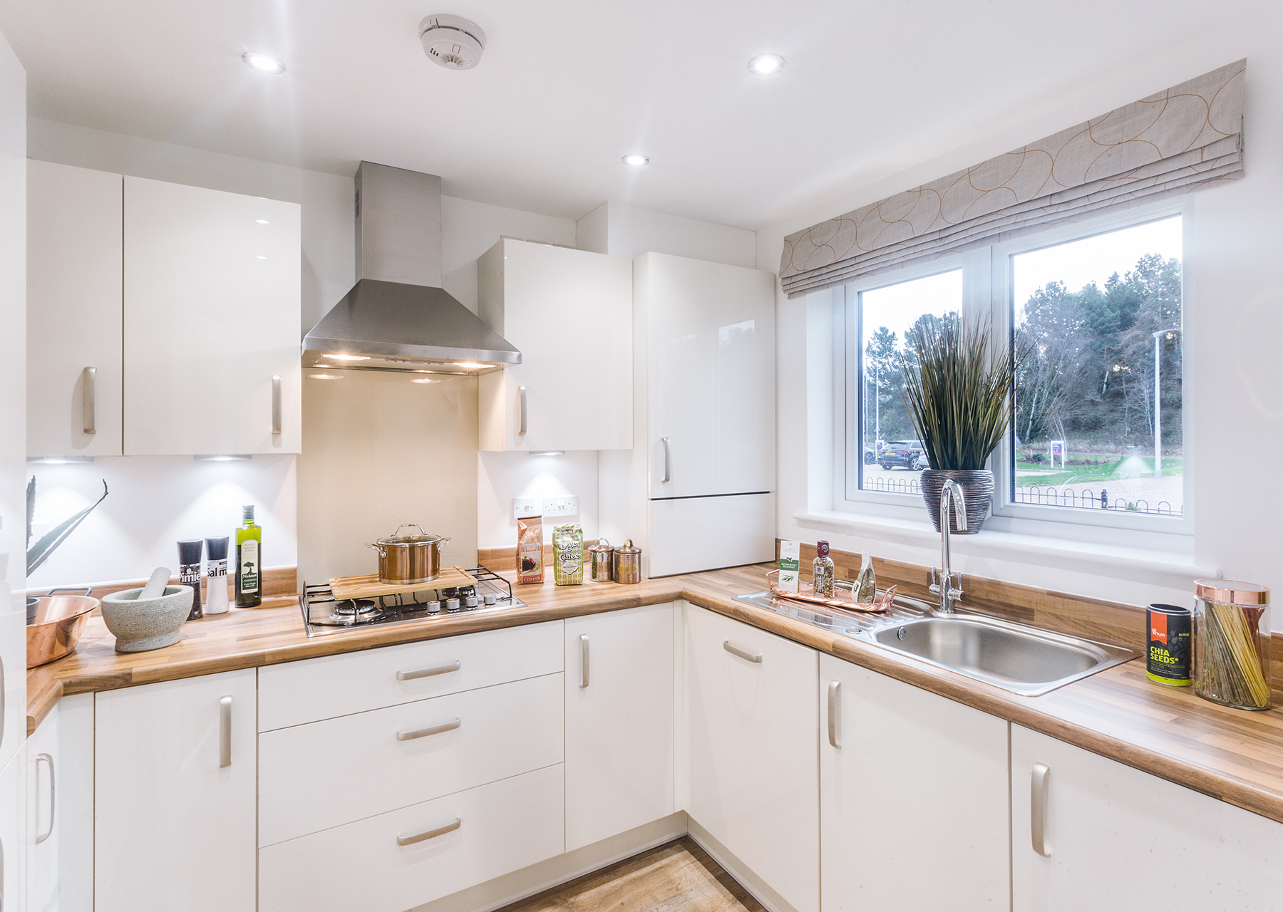 TW East Scotland_GreenlawMill_BAXTER_ Kitchen