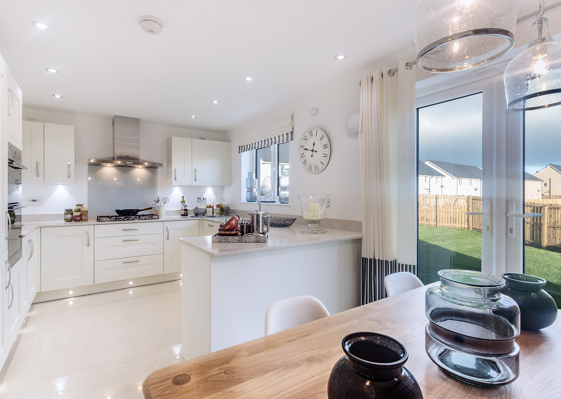 TW East Scotland_GreenlawMill_MAXWELL_ Kitchen_Dining