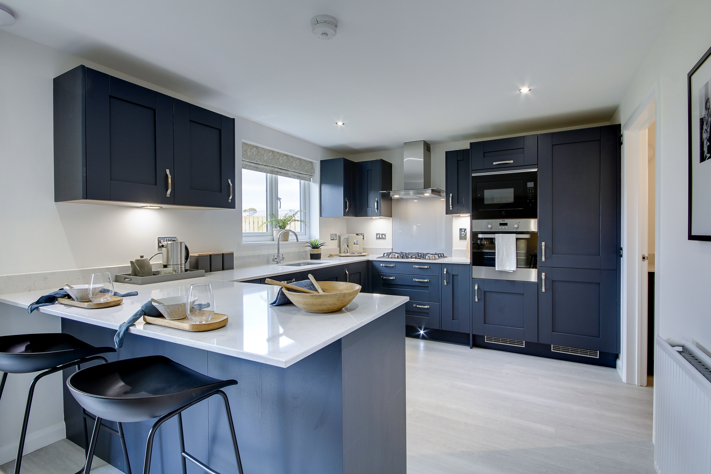 TWES - Pentland Green - Maxwell Kitchen 1