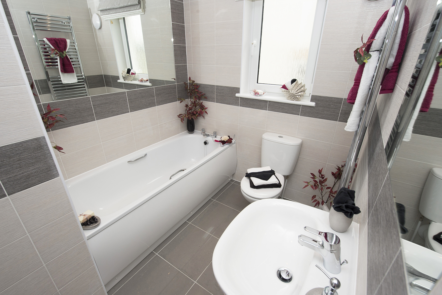 Stewart WallaceGrange Bathroom 2A