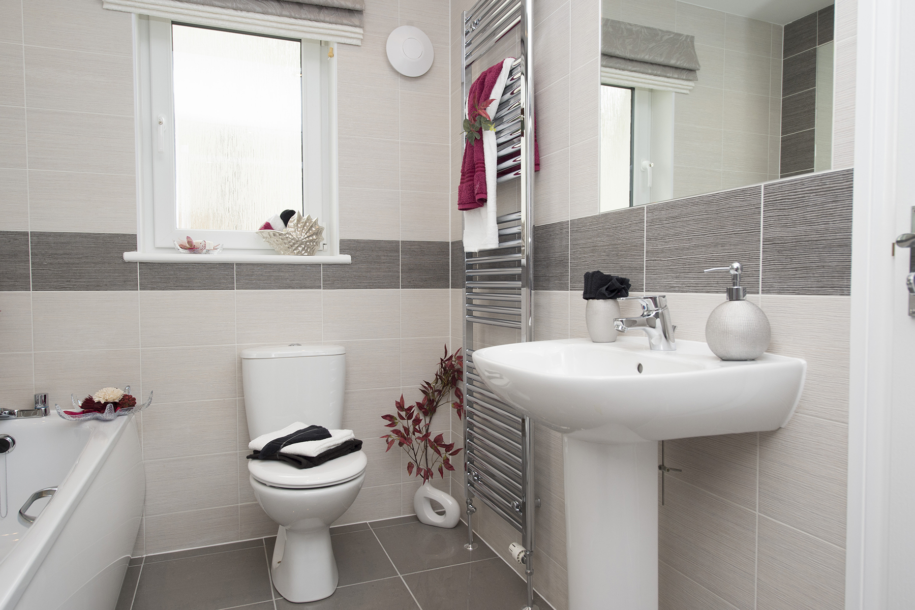 Stewart WallaceGrange Bathroom 2B