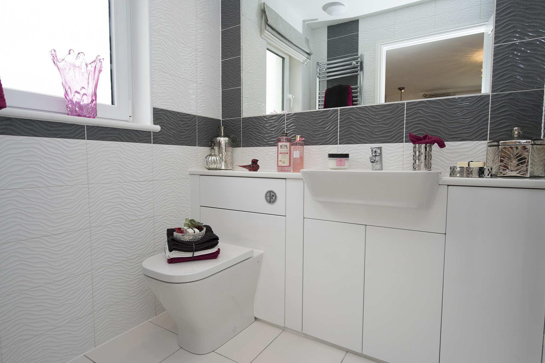 Stewart WallaceGrange Bathroom