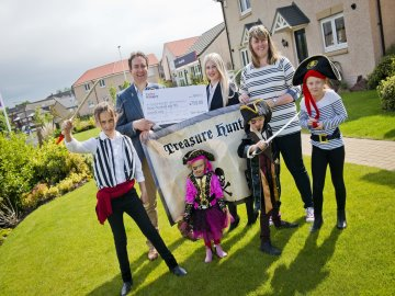 WEB - Musselburgh Treasure Hunt
