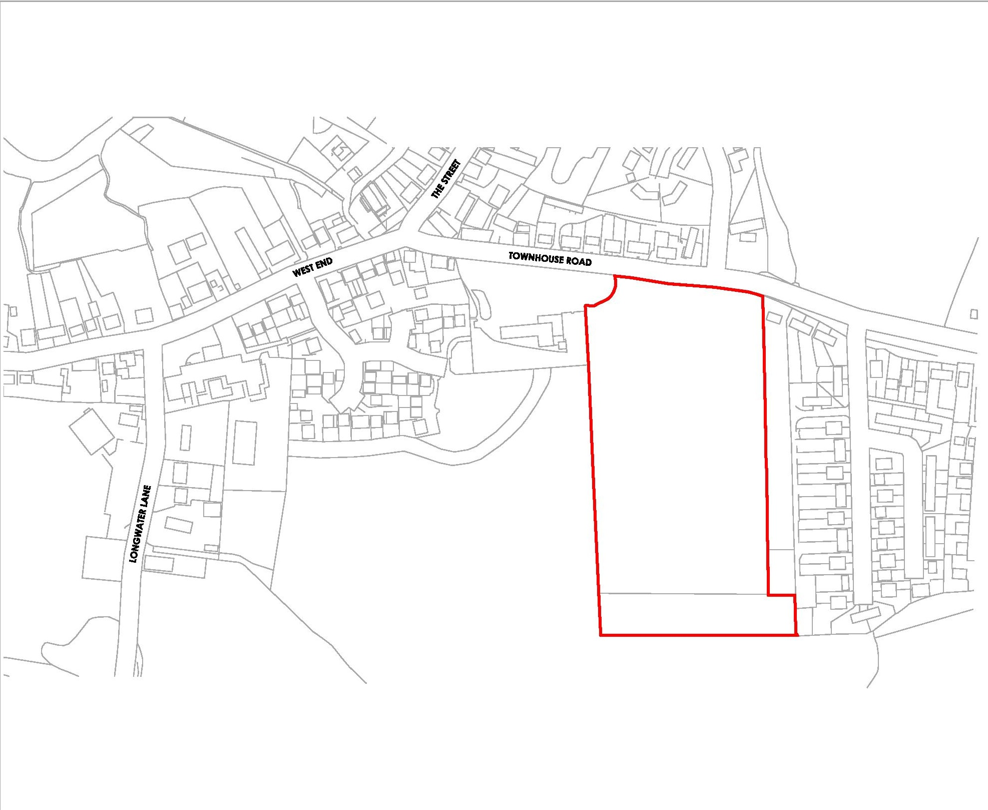 Costessey 3022_107_Site Location Plan cropped
