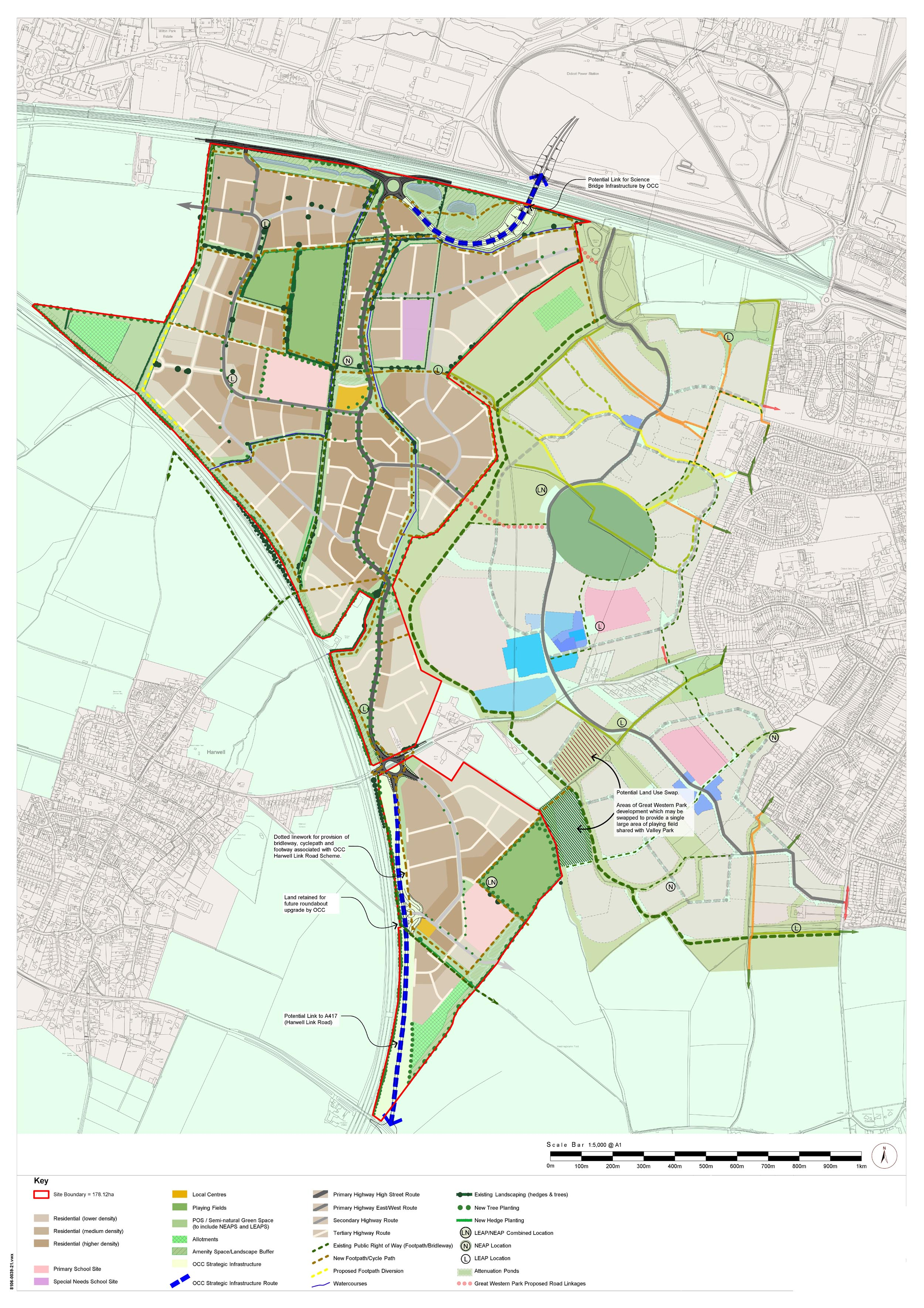 Valley Park Masterplan
