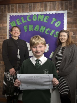 EX - Falmouth - School Naming Competition