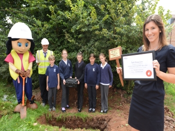 EX - Taylor Wimpey - Cranbrook - Time Capsule Burial web