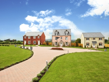 Taylor Wimpey - Cranbrook - Streetview 3