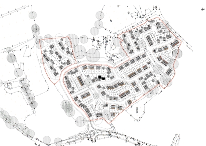New Falmouth Proposed Site Layout