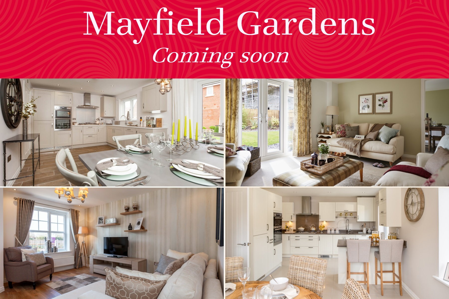 Mayfield Gardens - coming soon