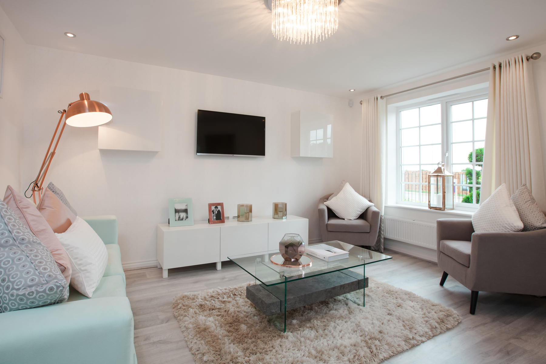 TW Exeter - Buckingham Heights - Gosford example living room 2