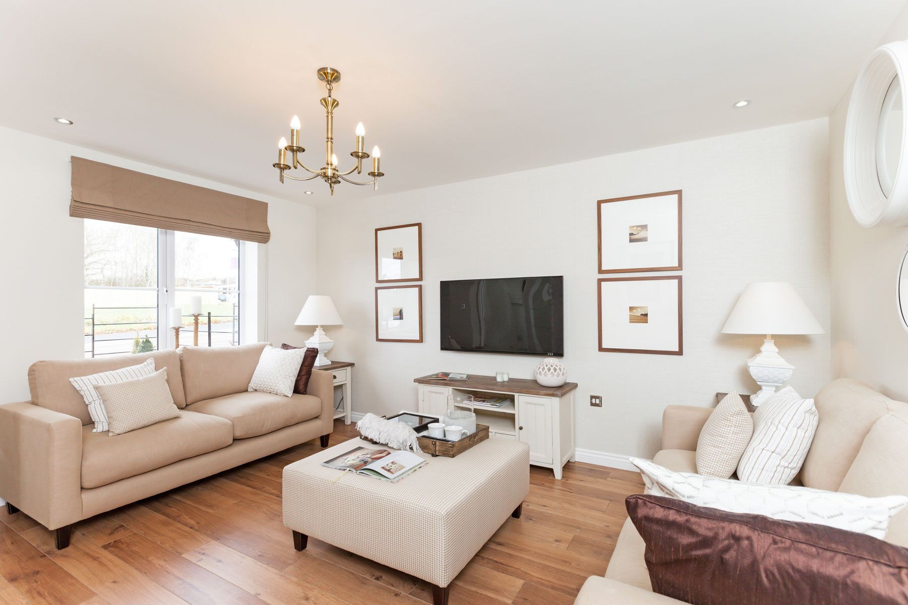 TW Exeter - Chy An Dowr - Gosford example living room