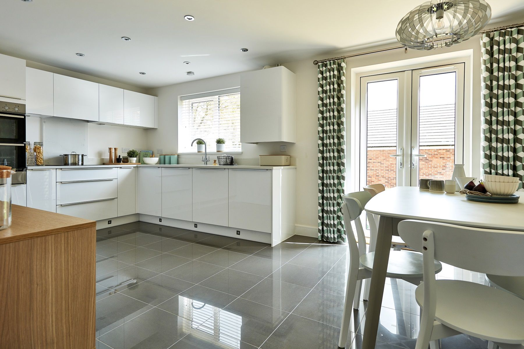 TW Exeter - Chy An Dowr - Midford example kitchen 2
