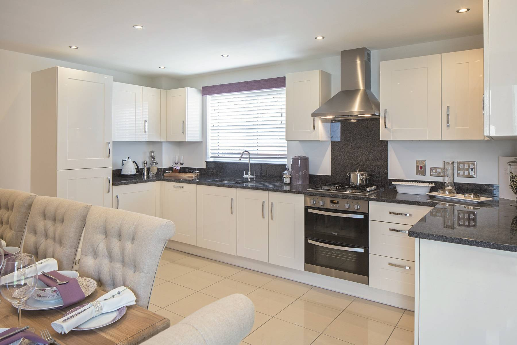 TW Exeter - Copleston Heights - Bawden example kitchen